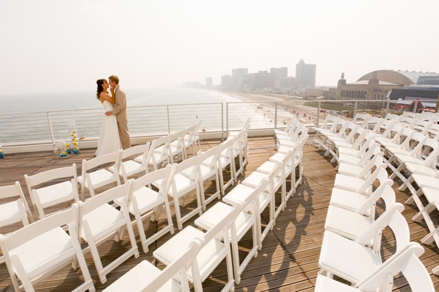 Terrace wedding 1 - Ceremonial Events